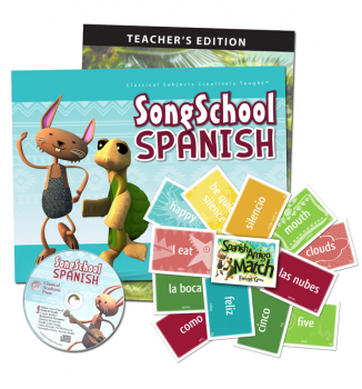 Song School Spanish Package