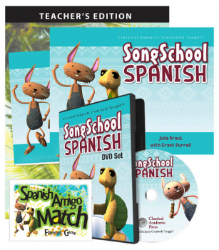 Song School Spanish Deluxe Package
