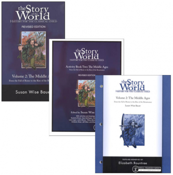 Story of the World Volume 2 Basic Package