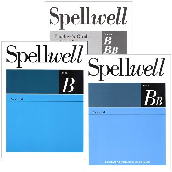 Spellwell B Grade 3 Package