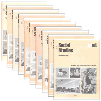 Social Studies 1001-1010 LightUnit Set