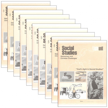 Social Studies 1201-1210 LightUnit Set