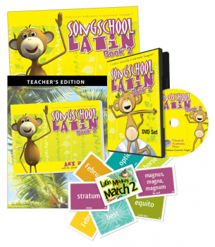 Song School Latin 2 Package with DVD