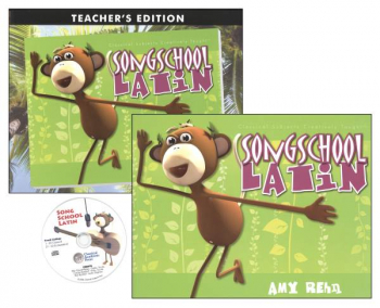 Song School Latin Book 1 Set Tchr + Student