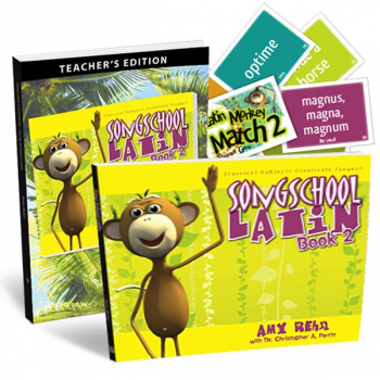 Song School Latin 2 Package