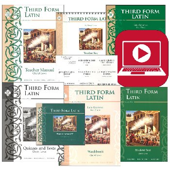 Third Form Latin Complete Set