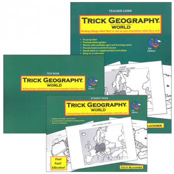 Trick Geography: World Set