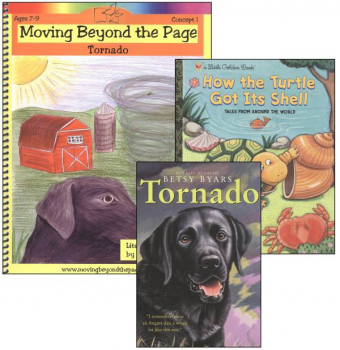 Tornado Literature Unit Package