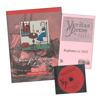 Veritas History Explorers - 1815 Homeschool Kit
