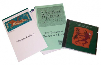 Veritas History New Testament, Greece and Rome Homeschool Kit with CD
