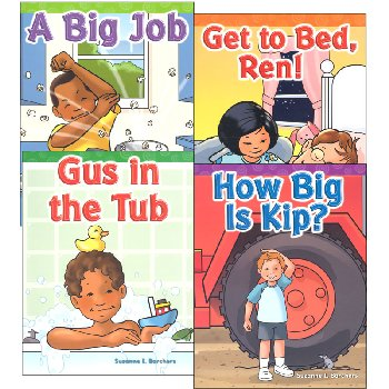 Level 1 Short Vowel Package (5 books)