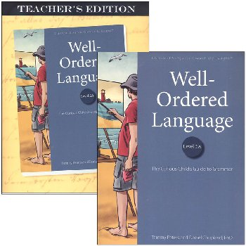Well-Ordered Language Level 2A Full Program