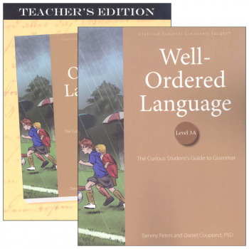 Well-Ordered Language Level 3A Set