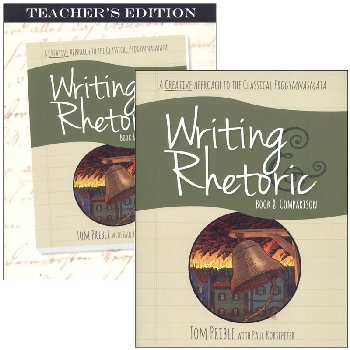 Writing & Rhetoric Bk 8: Comparison Stdt/Tchr