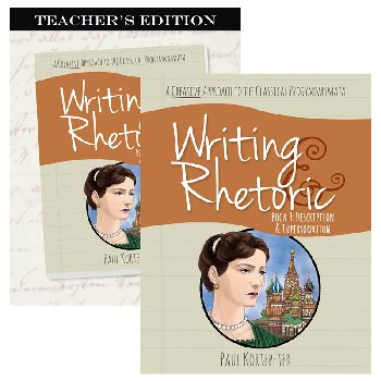Writing & Rhetoric Book 9: Description & Impersonation Package