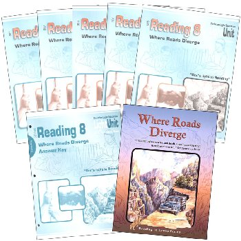 Where Roads Diverge Reading 8 Complete Set Sunrise Edition