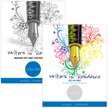 Writers in Residence Volume 2 Set