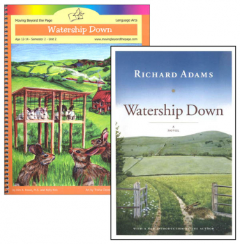 Watership Down Literature Unit Package